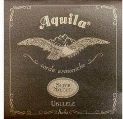 Aquila AQ U SN 100U Super Nylgut Ukulele Set, GCEA Soprano, High G