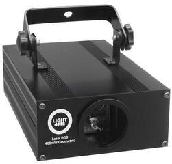 Light4Me Laser RGB 400mW Geometric Laser