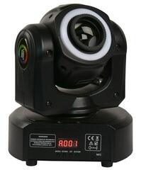Light4Me Mini Spot 30 Ring Kaleido Moving Head