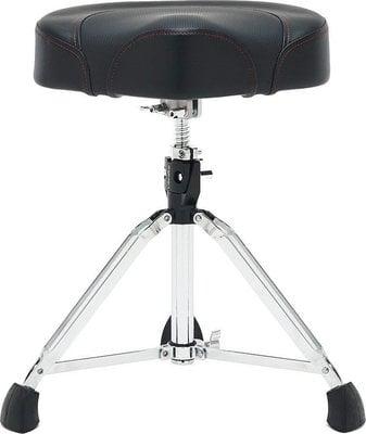Gibraltar 9608-2T Saddle Throne 2-Tone - Black