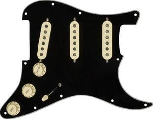 Fender Pre-Wired Pickguard Strat SSS CUST 69 BWB
