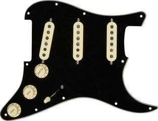 Fender Pre-Wired Pickguard Strat SSS TX SPC BWB