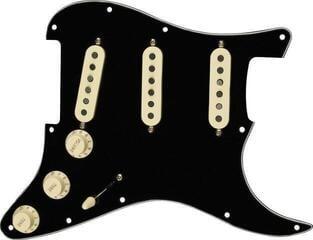 Fender Pre-Wired Pickguard Strat SSS TX MEX BWB