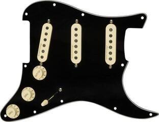 Fender Pre-Wired Pickguard Strat SSS V NSLS BWB