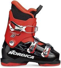 Nordica Speedmachine J3 Black/Red