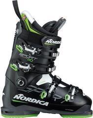 Nordica Sportmachine 110 Black/Anthracite/Green