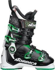 Nordica Speedmachine 120 Black/White/Green