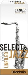 D'Addario-Woodwinds Select Jazz Unfiled 3S tenor sax