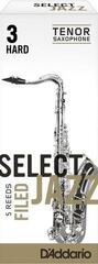 D'Addario-Woodwinds Select Jazz Filed 3S tenor sax