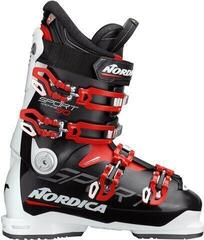 Nordica Sportmachine 90 Black/White/Red