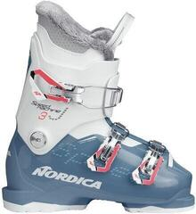 Nordica Speedmachine J3 Light Blue/White