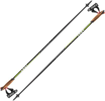 Leki Response Green/Anthracite/White 125 cm