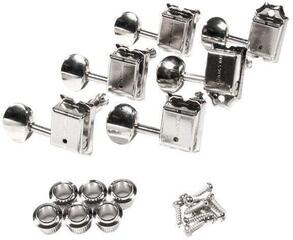 Fender Pure Vintage Guitar Tuning Machines Nickel/Chrome