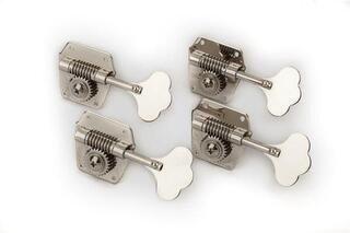 Fender Pure Vintage Bass Tuning Machines Nickel-Plated Steel