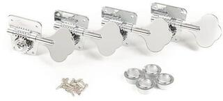 Fender Pure Vintage '70s Bass Tuning Machines Nickel/Chrome