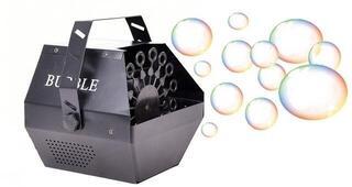 Light4Me BUBBLE-LIGHT4ME Mașină de bule