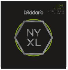 D'Addario Custom NYXL 1168