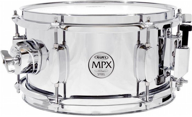 """Mapex MPST0554 MPX Steel Snare 10"""""""