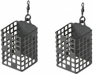 Mivardi Cage Feeder Premium Square 100g 2pcs