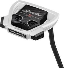 TaylorMade Spider X Chalk/White Single Bend Putter Right Hand 35