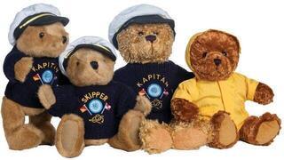 Sailor Marine Teddy Kapitän
