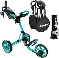 Clicgear Model 4.0 Soft Teal Deluxe SET