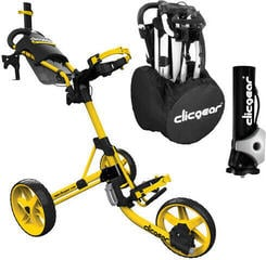 Clicgear M4 Matt Yellow Deluxe SET