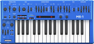 Behringer MS-1 Blau Synthesizer