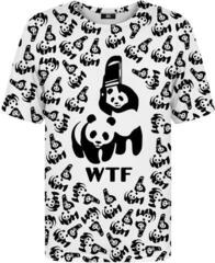 Mr. Gugu and Miss Go WTF T-Shirt Fullprint