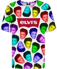Mr. Gugu and Miss Go Elvis T-Shirt Fullprint