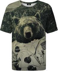 Mr. Gugu and Miss Go NASA Bear T-Shirt Fullprint