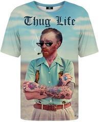 Mr. Gugu and Miss Go Thug life T-Shirt Fullprint