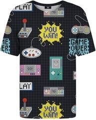 Mr. Gugu and Miss Go Game Over T-Shirt Fullprint