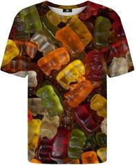Mr. Gugu and Miss Go Gummy Bears T-Shirt Fullprint