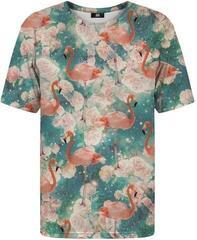 Mr. Gugu and Miss Go Flamingos T-Shirt Fullprint