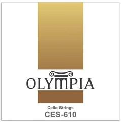 Olympia CES 610 Cello Strings