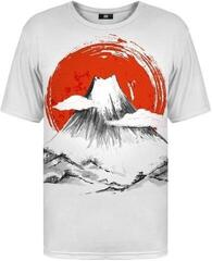 Mr. Gugu and Miss Go Fuji Drawing T-Shirt Fullprint