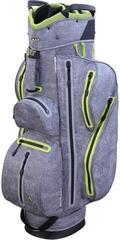 Big Max Aqua Style 2 Silver/Lime Cart Bag
