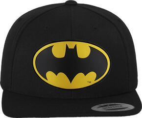 Batman Snapback Black/Black One Size