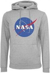 NASA Hoody Heather Grey