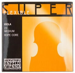 Thomastik 23 Superflexible Viola String Set