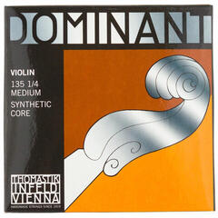 Thomastik 135 Dominant Violin String Set 1/4