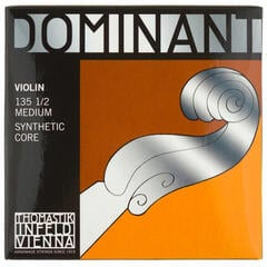 Thomastik 135 Dominant Violin String Set 1/2