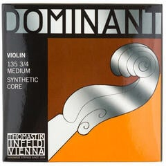 Thomastik 135 Dominant Violin String Set 3/4