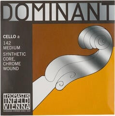 Thomastik 142 Dominant 4/4 Cello Strings