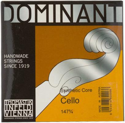 Thomastik 147 Dominant Cello String Set 3/4