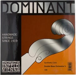 Thomastik 196 Dominant Double Bass String Set 3/4