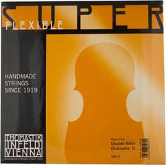 Thomastik 2887-0 Superflexible Double Bass String Set 3/4