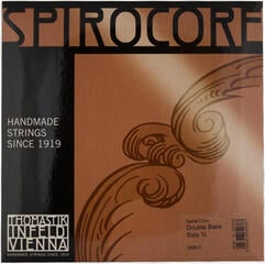 Thomastik 3886-0 Solo Spirocore Double Bass String Set 3/4
