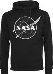 NASA Black-and-White Insignia Hoody Black L